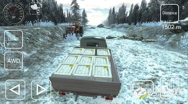 俄罗斯越野货运车图1