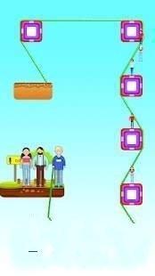 Rope Zipline Rescue图1