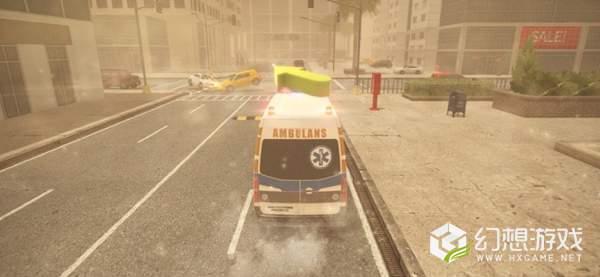 救护车紧急救护模拟真实救援图2