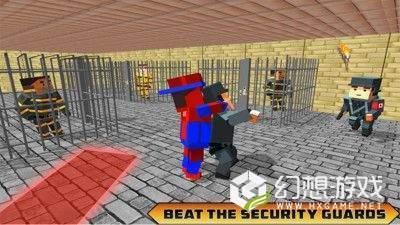 Blocky监狱计划大逃避生存图1
