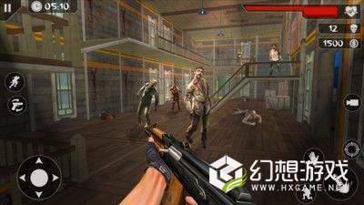 狙击手变焦僵尸攻击图2