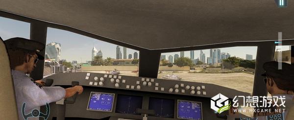 飞机起飞模拟器图1