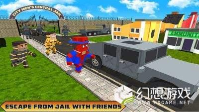 Blocky监狱计划大逃避生存图3