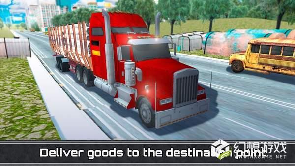 德克客车模拟图3