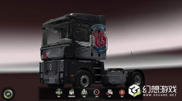 跑货卡车模拟图4