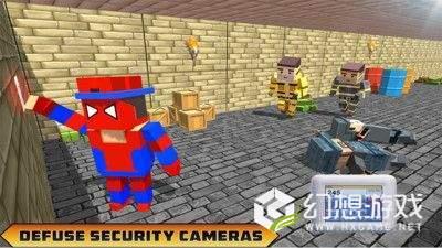 Blocky监狱计划大逃避生存图2