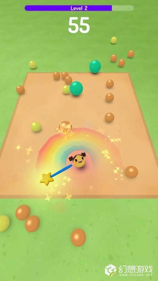 泡泡横扫图3