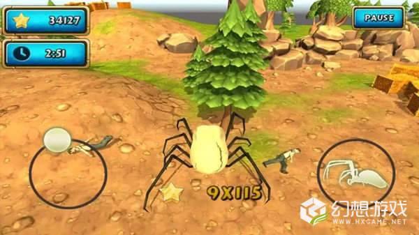 消灭蜘蛛图2