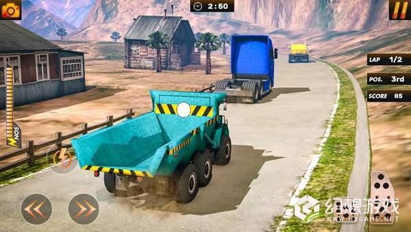 完美的卡车比赛3D图4