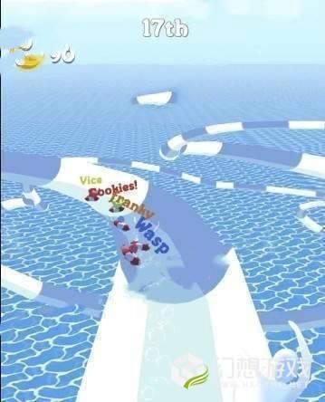水上乐园赛跑图3