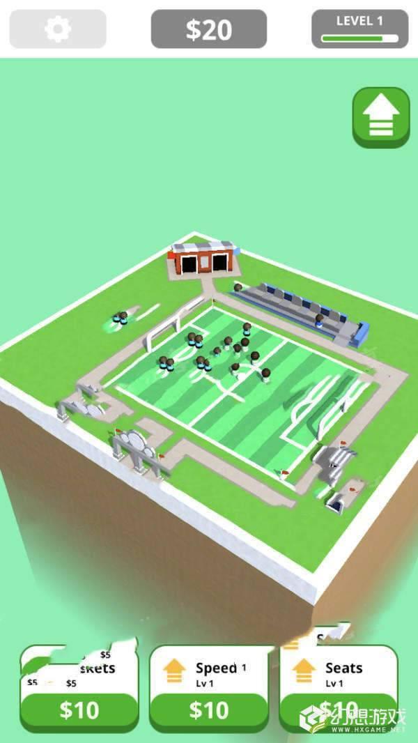 我的足球场图2