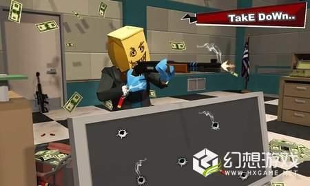 洛杉矶犯罪银行劫掠图2