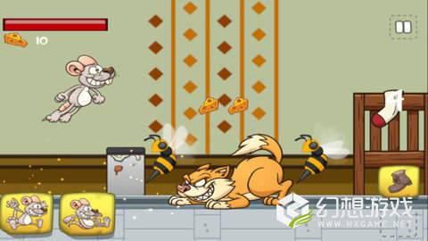 老鼠大战二猫图3