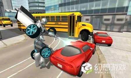 超级英雄模拟驾驶图3