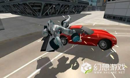 超级英雄模拟驾驶图2