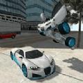 超级英雄模拟驾驶
