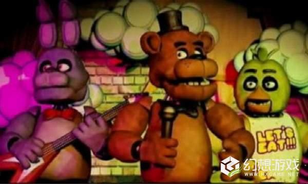 玩具熊邦尼模拟器2图1