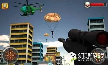 模拟现代战争枪神对决3D图3