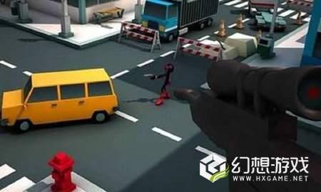 模拟现代战争枪神对决3D图4