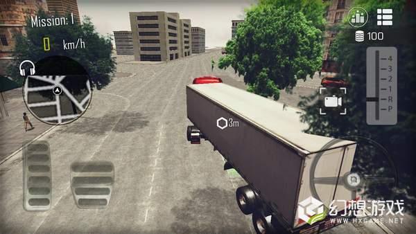 开放世界卡车模拟图3