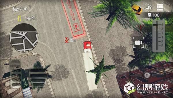 开放世界卡车模拟图4