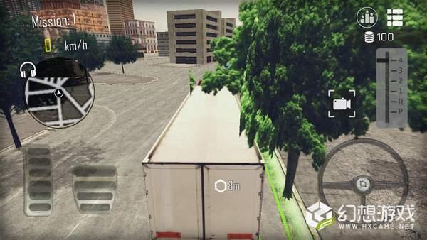 开放世界卡车模拟图1