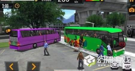 自动公交车驾驶2019图1