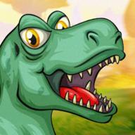 恐龙派对快乐恐龙