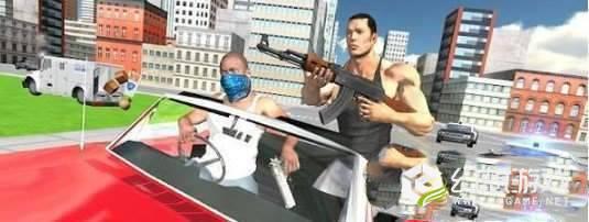 黑帮犯罪模拟器图2