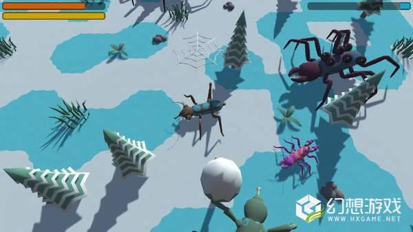 进化模拟器超级小虫子图1