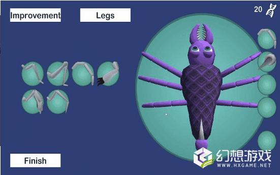 虫子进化模拟器2图3