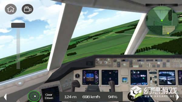 和平飞行飞机模拟图2