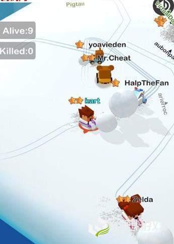 Snow Bumper Kart图1