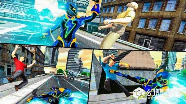 电动超级英雄图1