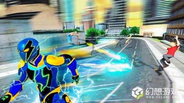 电动超级英雄图2