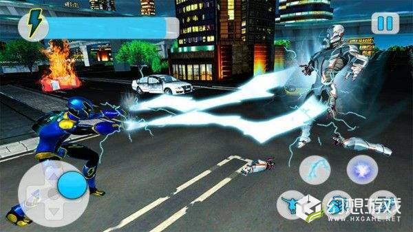 电动超级英雄图3