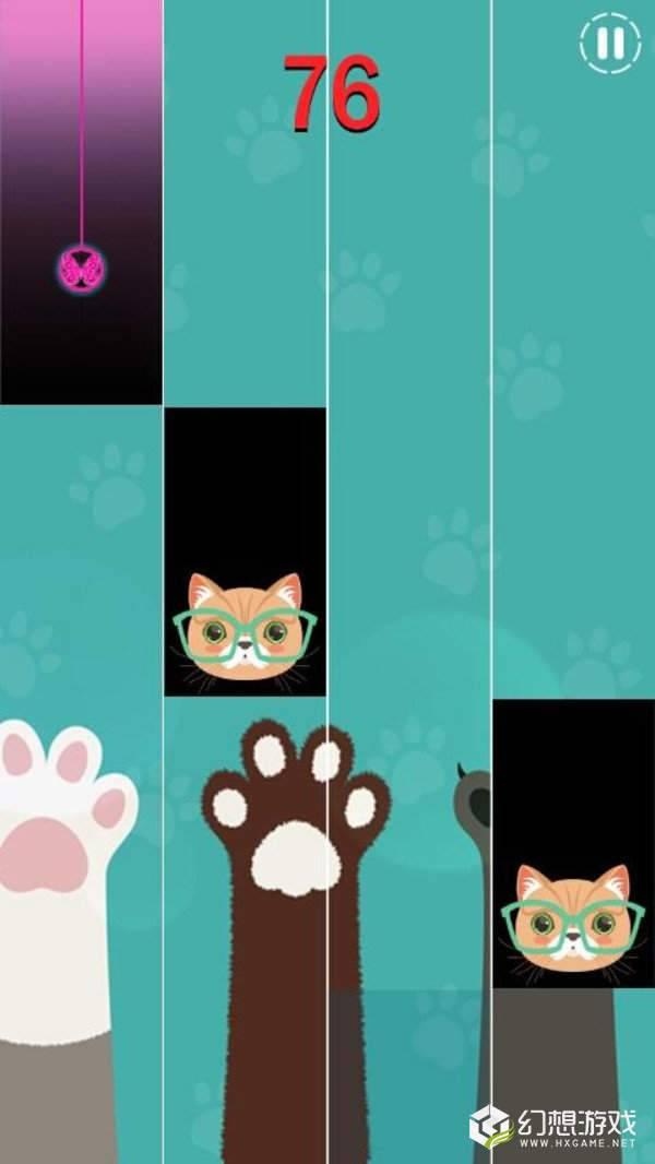 凯蒂猫钢琴块图2