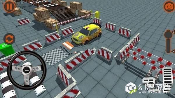 不可能的停车模拟器图1