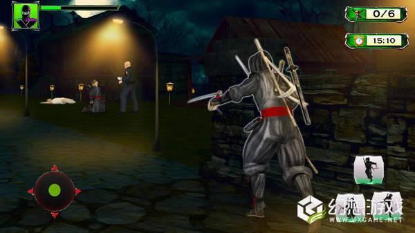 忍者英雄刺客图2