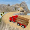 卡车高速驾驶3D