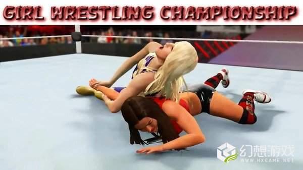 女子摔跤冠军图2