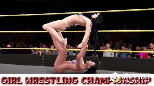 女子摔跤冠军图4