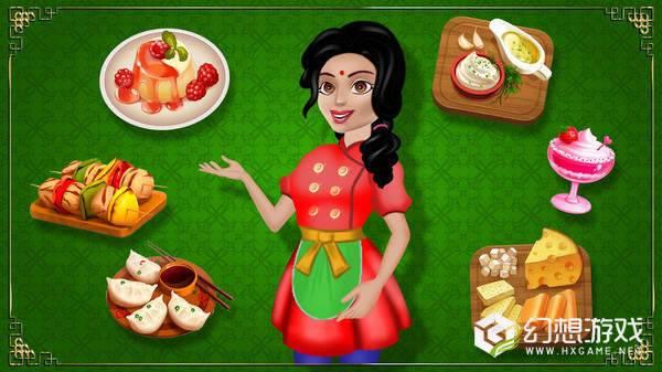 印度美食烹饪餐厅图4