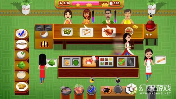 印度美食烹饪餐厅图3