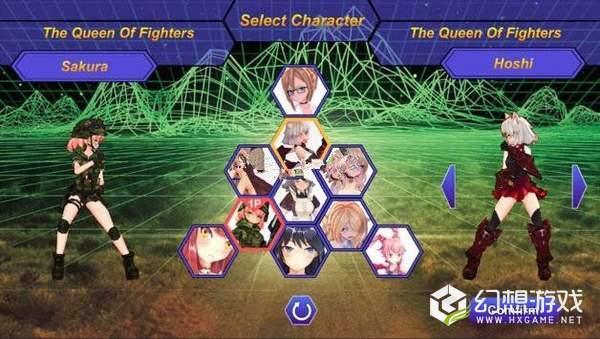格斗女皇QOF图2