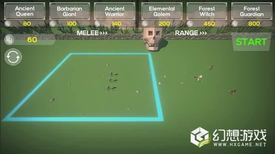 战斗模拟器沙盒图1