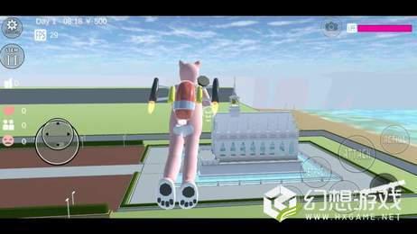 樱花校园模拟器新年版图3