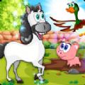 学习农场动物
