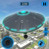 外星飞船ufo模拟器
