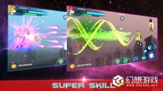 Stick Z Battle图3